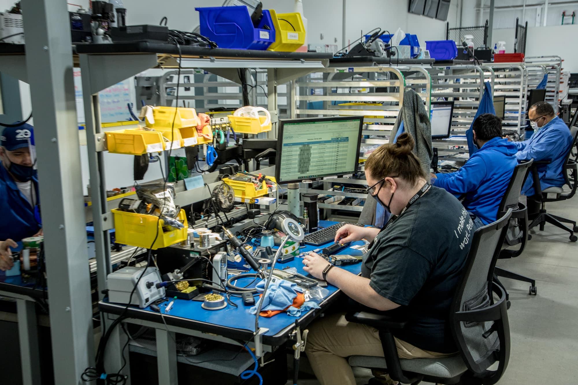 preventative maintenance 7 step repair process carlton technologies