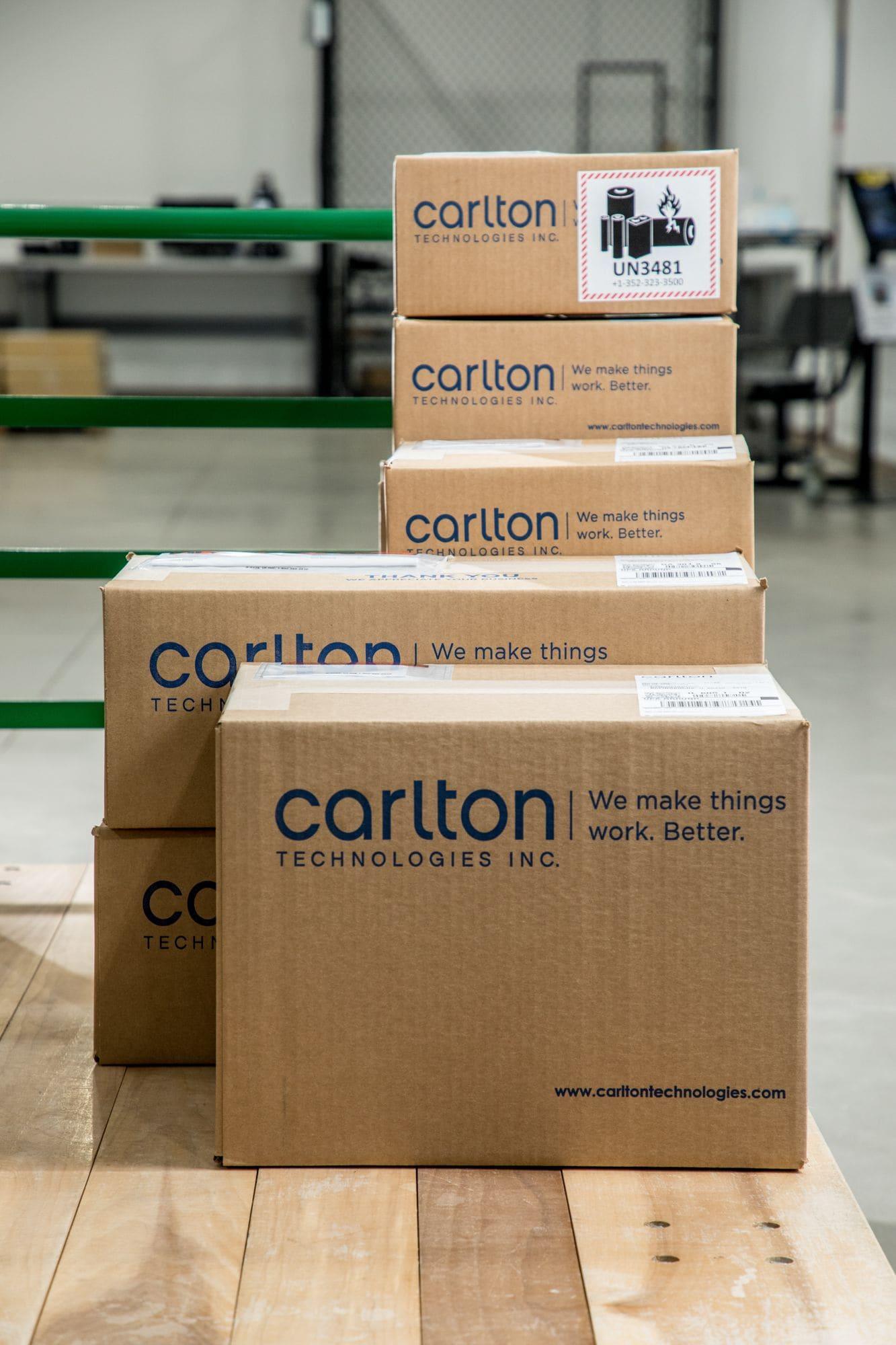 carlton technologies IT boxes