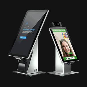 elo touchscreen kiosks