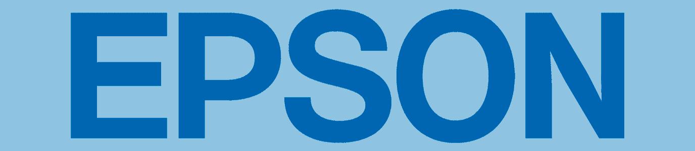 Epson Colored Logo