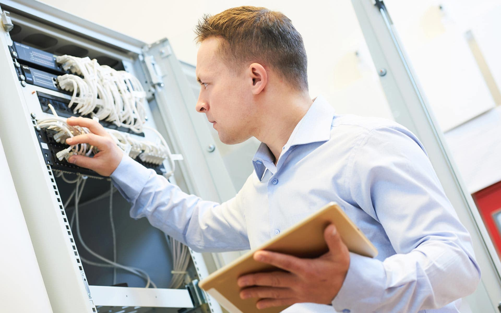 grand opening network support field service technician