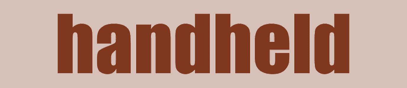 Handheld Colored Logo