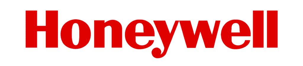 Honeywell Colored Red Logo Transparent