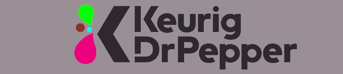 Keurig DrPepper Colored Logo