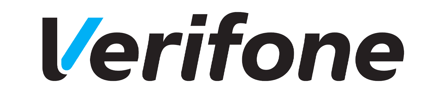 Verifone Colored Logo