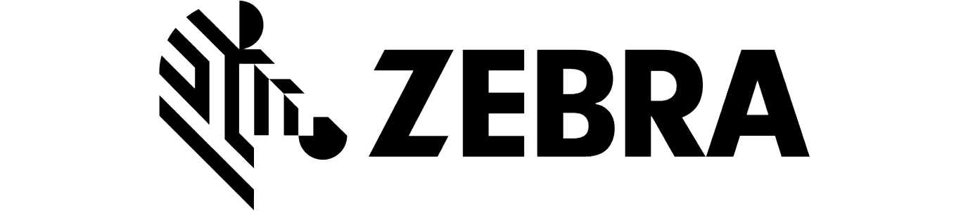 Zebra Colored Logo